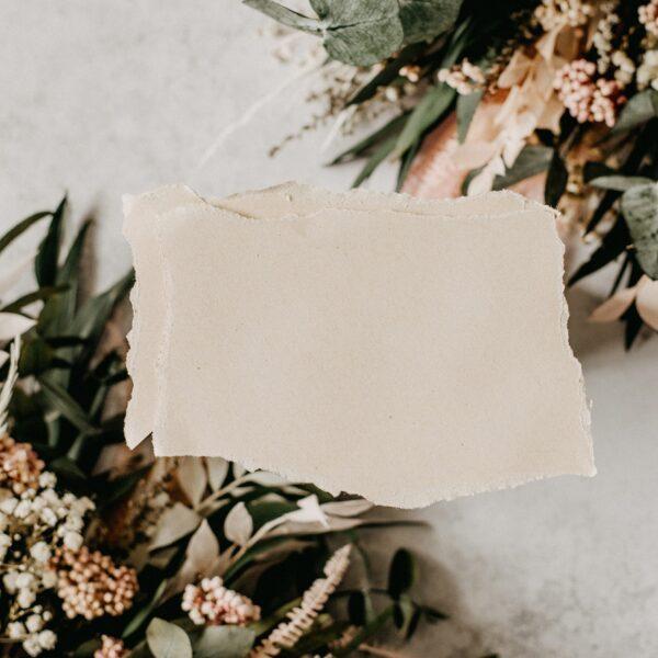 Formaty i wymiary zaproszeń ślubnych